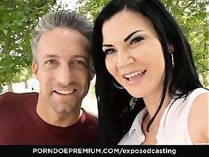 revealed casting Jasmine Jae porked in super-fucking-hot casting
