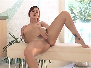 astounding fuckbox pleasuring with solo nymph Karlie Montana