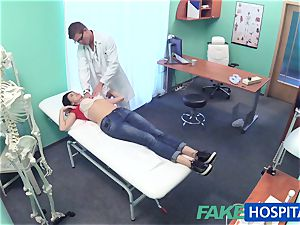 FakeHospital handsome Russian Patient needs thick hard man rod
