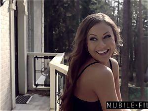 NubileFilms - Tina Kay Gets Her muff plumbed S23:E28