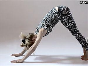 wonderful bootie gymnast Rita