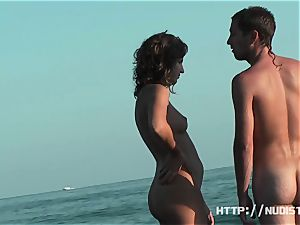 An supreme spy cam nude beach spycam flick