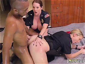 japanese blowage very first time dark-hued male squatting in home gets our cougar officers squatting