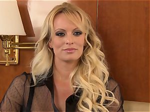 Stormy Daniels romped by her accomplice