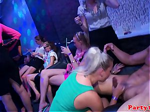 penis railing soiree female