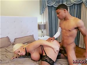 bony dark haired milf masturbation very first time cougar smashes The Gardener