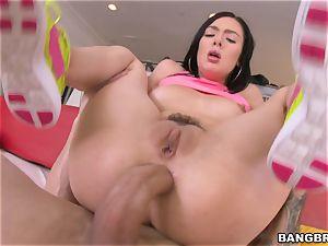 butt screwing Marley Brinx