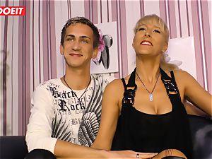 LETSDOEIT - super-steamy aunt rails nephews sausage On sex gauze
