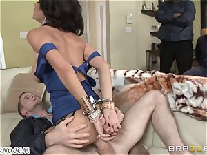 Jessica Jaymes - You've been a bad nymph, so I will punish you now!