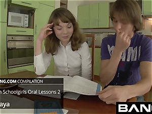 BANG.com: Russian students With wet cock-squeezing Pussys
