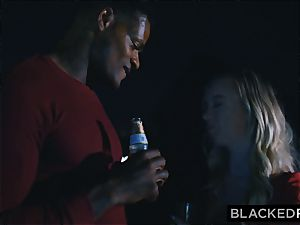 BLACKEDRAW beau with cheating fantasy shares his blondie gf