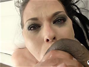 HER restrain - tough anal bang-out with Hungarian ultra-cutie
