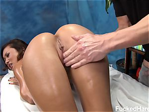 asian ultra-cutie Alina Li gets her humid beaver nailed