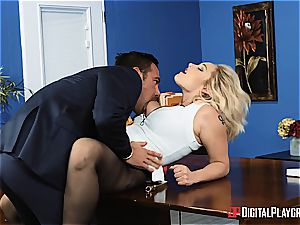 Johnny Castle uses his fattest asset to the fullest