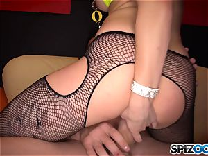 filthy stripper Dahlia Sky 69ing