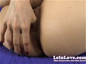 pov finger-tickling my vulva for you with jerkoff instruction