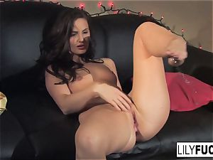 Lily tells us her crazy Christmas desires