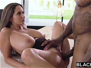 BLACKED mummy only ravages big black cock