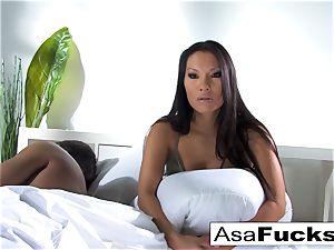 Asa's Zombie ass-fuck internal ejaculation