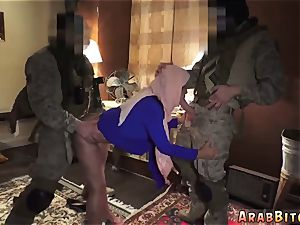 Arab nymph muslim smash and manstick Local Working female