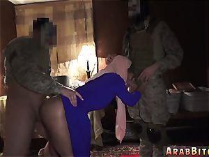 Arab nymph muslim smash and manstick Local Working female