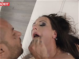 LETSDOEIT -Mea Melone encountered Her restrict banging Mike Angelo