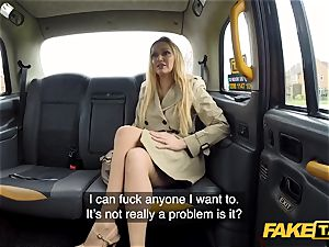 fake cab Driver gets more than a flash by Amber Jayne