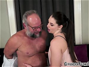 tatted honey rides grandfather
