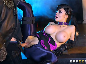 Aletta Ocean stuffed with the monster man-meat of Danny D