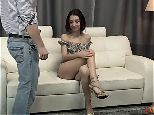 legal Videoz - Liona Bee - Ass-slapping and buttfuck pleasure