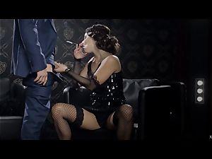 xCHIMERA - Hungarian Amirah Adara fetish internal ejaculation screw