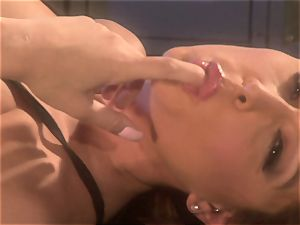 Fit honey Jessica Jaymes peels off for you