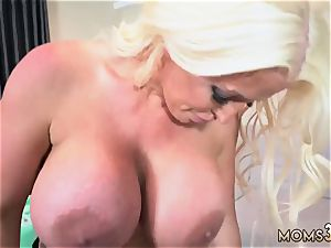 huge trunk cumshot compilation and gigantic trouser snake very first time Step mummy s fresh smash fucktoy