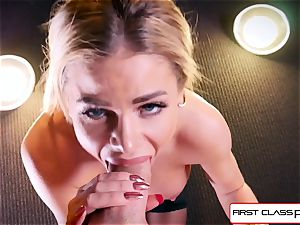 see Jessa Rhodes taking a big dick down her jaws